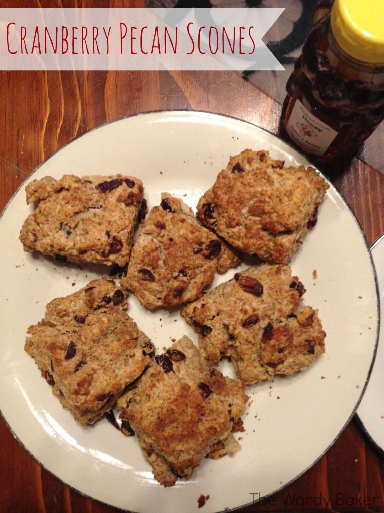 cran pecan scones01